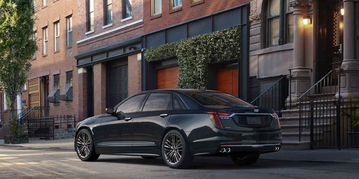 Cadillac CT6 V-Sport mạnh 550 mã lực; sẽ bán ra vào năm sau - 5