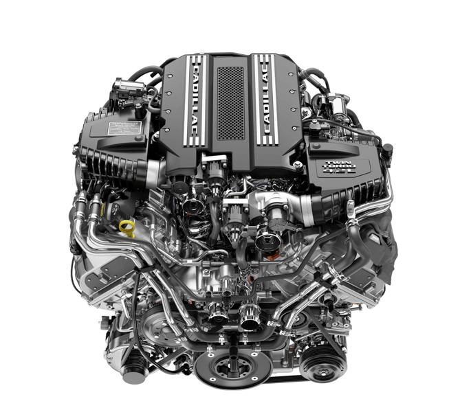 Cadillac CT6 V-Sport mạnh 550 mã lực; sẽ bán ra vào năm sau - 3