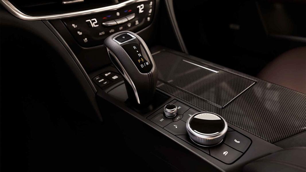 Cadillac CT6 V-Sport mạnh 550 mã lực; sẽ bán ra vào năm sau - 8