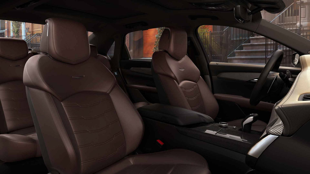Cadillac CT6 V-Sport mạnh 550 mã lực; sẽ bán ra vào năm sau - 7