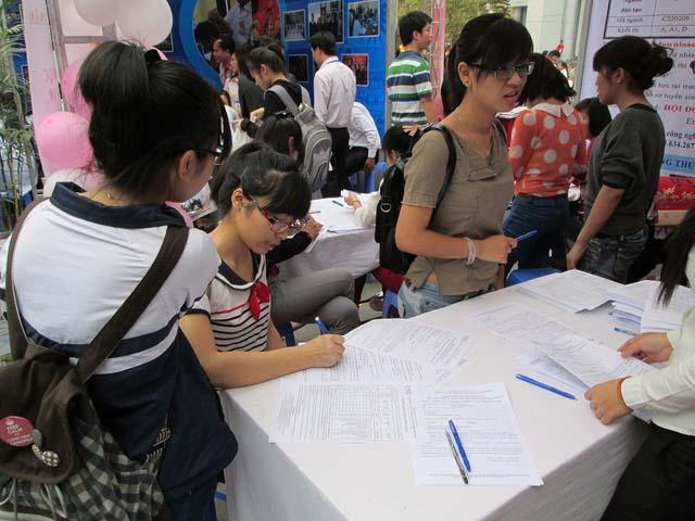 """Kỳ thi THPT Quốc gia 2018: Lưu ý trong đăng ký kẻo """"trượt oan"""" - 1"""