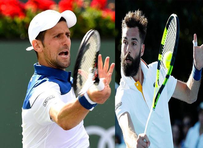 Djokovic - Paire: Ra đòn choáng váng, nỗi đau lặp lại