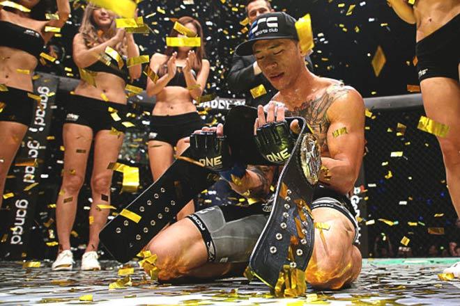 Võ sỹ gốc Việt chấn động võ đài: Đấu cao thủ Brazil, tranh đai vô địch thứ 3