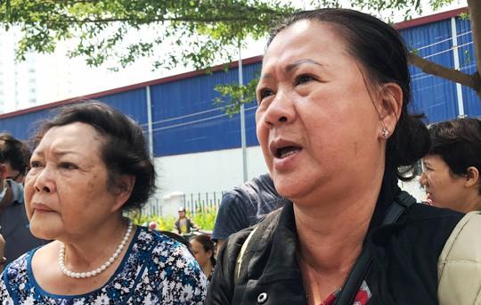 Vụ cháy chung cư ở Sài Gòn: