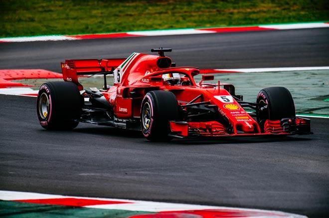 Đua xe F1, phân hạng Australian GP: Tâm điểm cú đâm nát xe