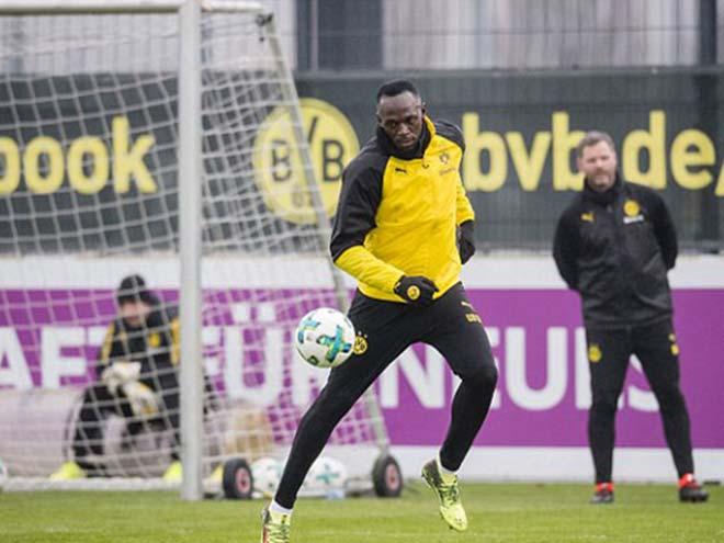 Tin thể thao HOT 25/3: HLV Dortmund thẳng thắn chê Usain Bolt