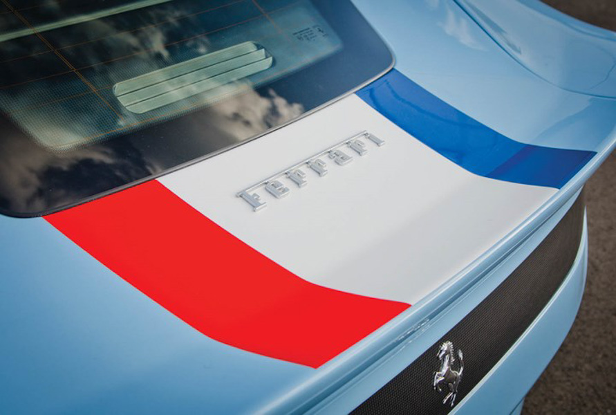 """Ngắm """"siêu phẩm"""" Ferrari F12 Tour de France giá lên tới 28 tỷ đồng - 6"""