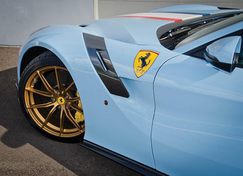 """Ngắm """"siêu phẩm"""" Ferrari F12 Tour de France giá lên tới 28 tỷ đồng - 4"""