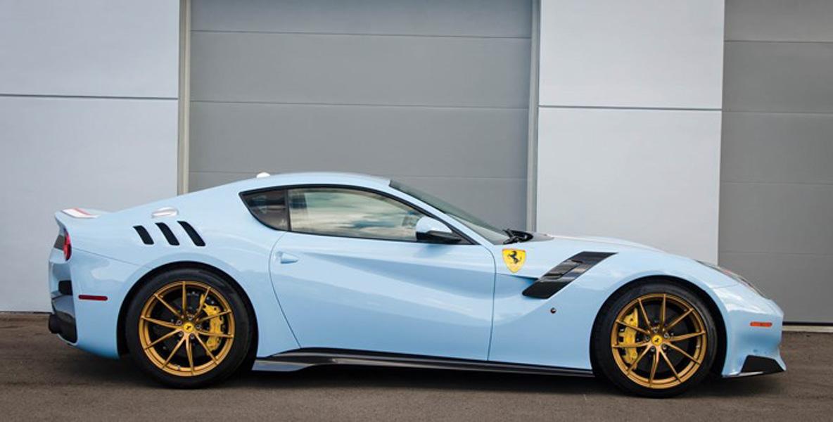 """Ngắm """"siêu phẩm"""" Ferrari F12 Tour de France giá lên tới 28 tỷ đồng - 1"""
