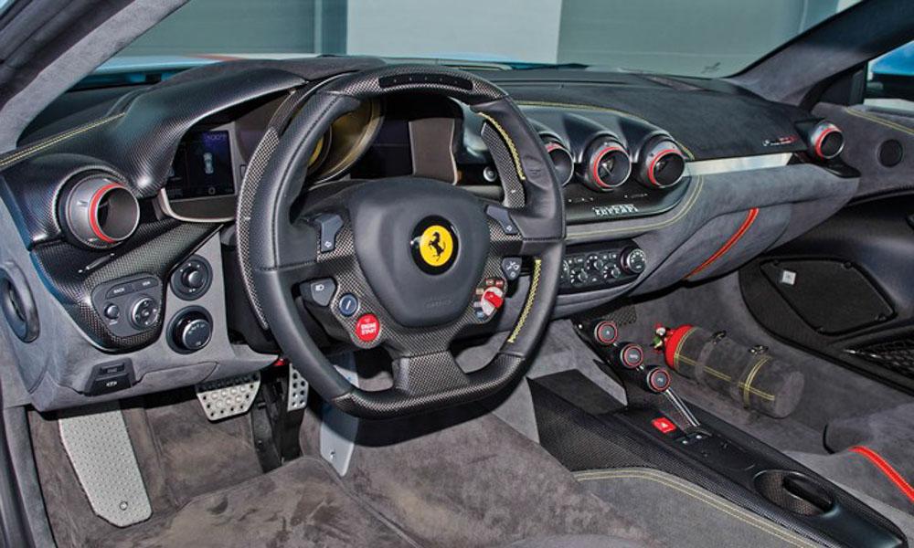 """Ngắm """"siêu phẩm"""" Ferrari F12 Tour de France giá lên tới 28 tỷ đồng - 10"""