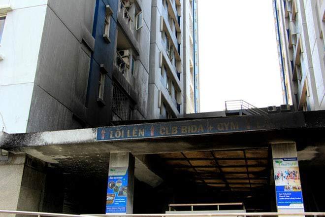 Thông tin mới về bệnh nhân bị tổn thương não trong vụ cháy chung cư Carina