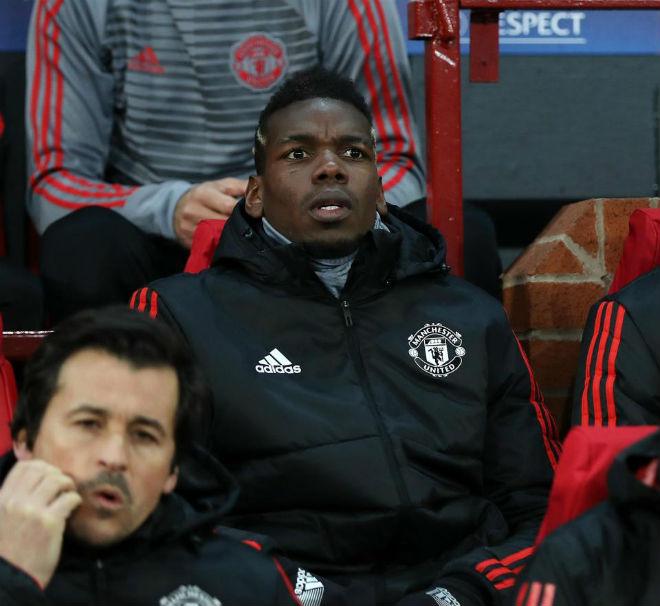 """Hé lộ cực sốc: Mourinho - Pogba từ mặt nhau, MU nguy cơ """"ong vỡ tổ"""""""