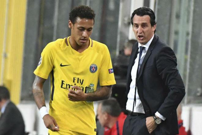 Yêu sách Neymar: PSG đuổi cổ ông thầy Emery, thanh trừng Cavani - 1