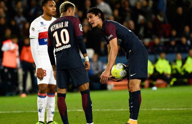 Yêu sách Neymar: PSG đuổi cổ ông thầy Emery, thanh trừng Cavani - 2