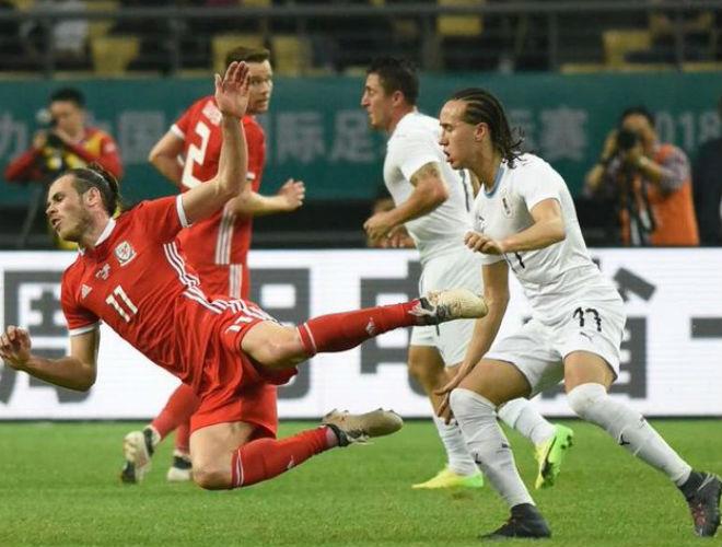 "Xứ Wales - Uruguay: ""Sát thủ"" ra tay, lu mờ Bale - Suarez - 1"