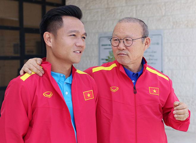 HLV Park Hang Seo: Vượt áp lực U23, ĐT Việt Nam sẵn sàng thắng Jordan - 2