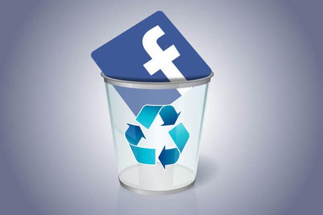 Cách xóa vĩnh viễn tài khoản Facebook không khôi phục lại được - 1