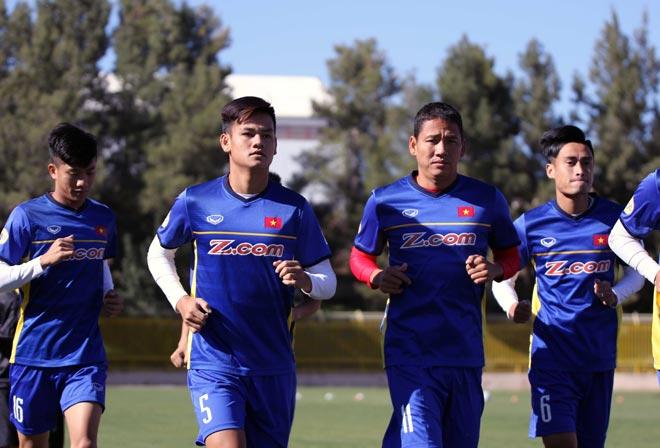 """Đội tuyển Việt Nam đấu Jordan: Luyện """"vũ khí"""" U23, gợi lại kỳ tích - 7"""