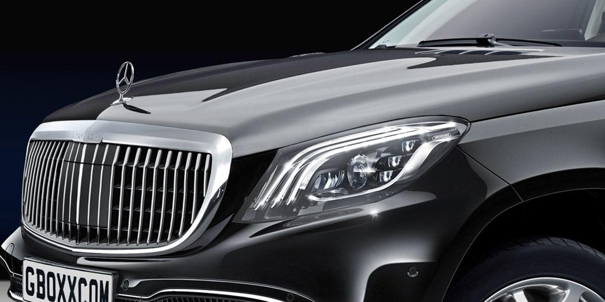 Xem thử SUV siêu sang Mercedes-Maybach GLS trông như thế nào? - 4