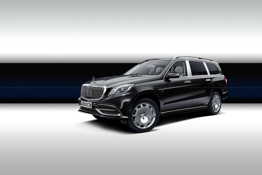 Xem thử SUV siêu sang Mercedes-Maybach GLS trông như thế nào? - 3