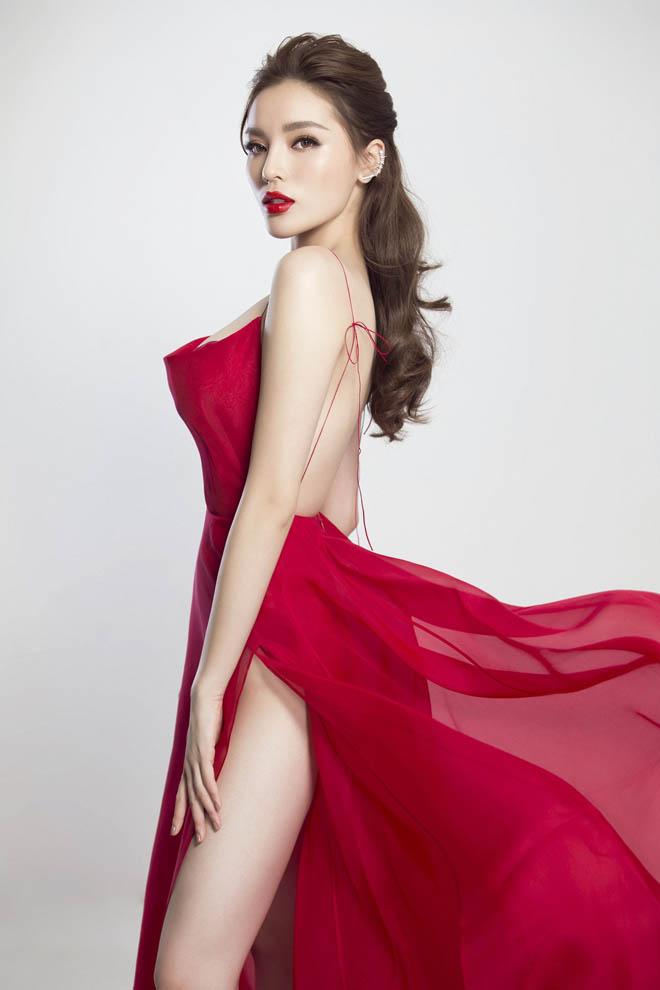 Hoa hậu Kỳ Duyên hút ánh nhìn với thân hình đầy đặn hơn trước - 7