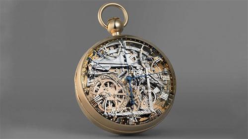 18 chiếc đồng hồ đắt nhất thế giới, chỉ tỷ phú mới dám mua (P1) - 3