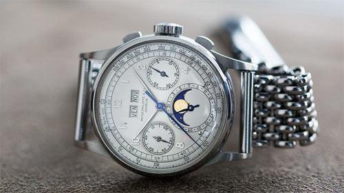 18 chiếc đồng hồ đắt nhất thế giới, chỉ tỷ phú mới dám mua (P1) - 7