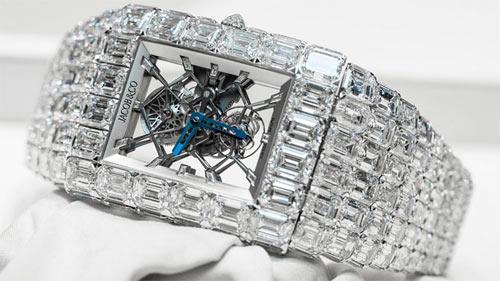 18 chiếc đồng hồ đắt nhất thế giới, chỉ tỷ phú mới dám mua (P1) - 6