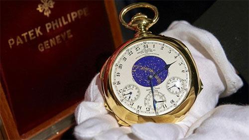 18 chiếc đồng hồ đắt nhất thế giới, chỉ tỷ phú mới dám mua (P1) - 5