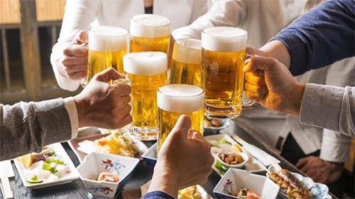 Cách người Nhật bảo vệ đại tràng khi uống rượu bia - 1