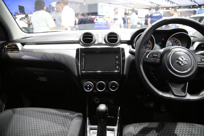 Suzuki Swift 2018 ra mắt, dự kiến về Việt Nam trong tháng 6 - 5