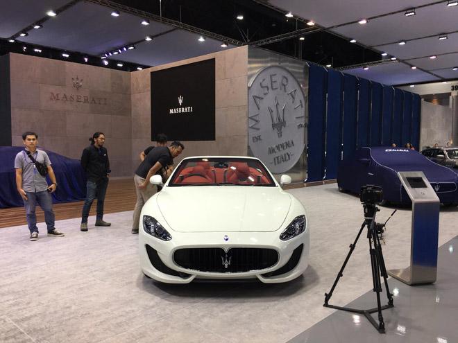 Công nghệ xe điện nắm chủ đạo tại Bangkok Motor Show - 5
