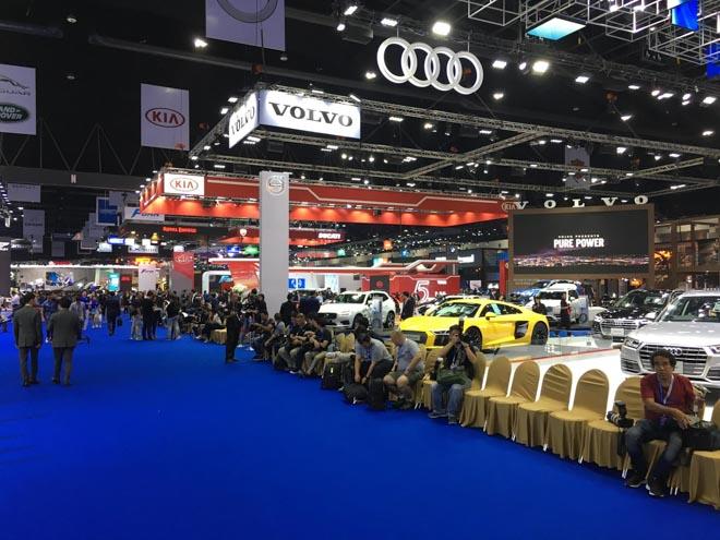 Công nghệ xe điện nắm chủ đạo tại Bangkok Motor Show - 2