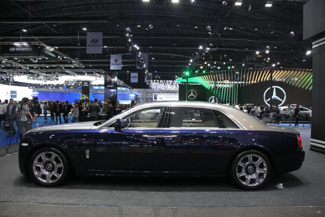 Công nghệ xe điện nắm chủ đạo tại Bangkok Motor Show - 12