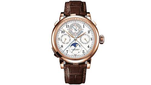 18 chiếc đồng hồ đắt nhất thế giới, chỉ tỷ phú mới dám mua (P2) - 4
