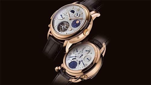 18 chiếc đồng hồ đắt nhất thế giới, chỉ tỷ phú mới dám mua (P2) - 9