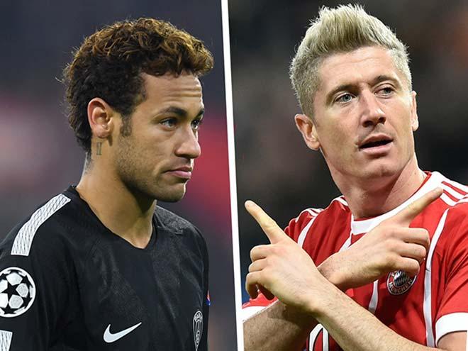 Real đón Neymar & Lewandowski: Bale & Isco 180 triệu euro thành nạn nhân - 1