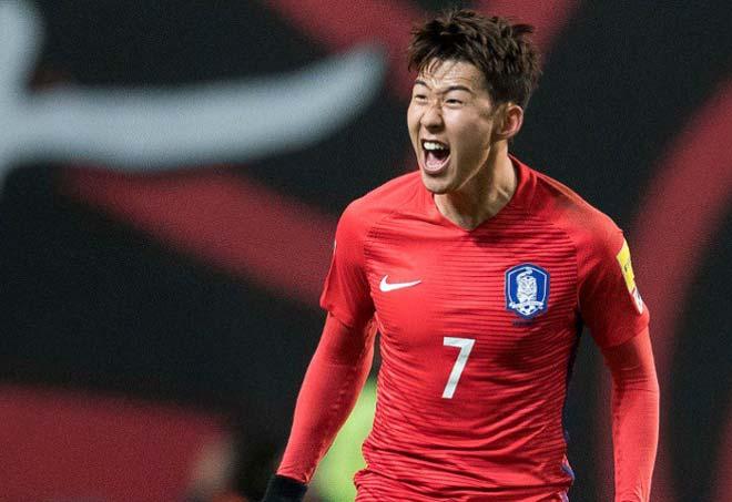"""Việt Nam dự Asian Cup 2019: Bảng """"tử thần"""" có Thái Lan, """"Ronaldo Hàn Quốc""""? - 3"""