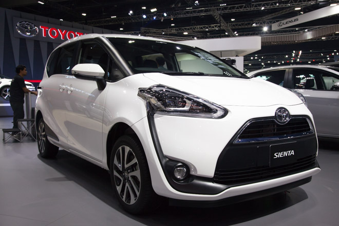 """""""Đàn em"""" của Toyota Innova ra mắt giá hơn 600 triệu - 1"""