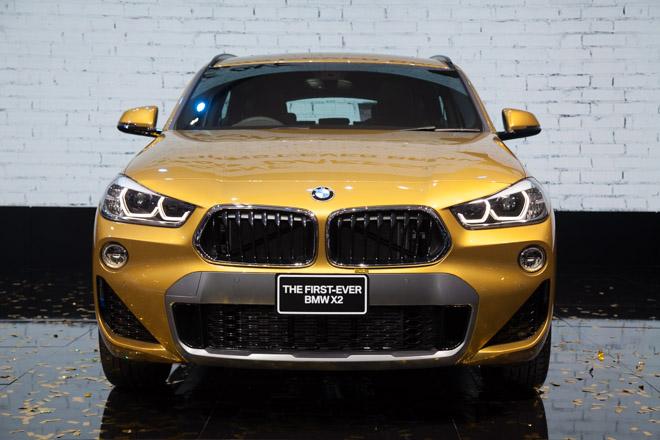 BMW X2 ra mắt - Đối thủ trực tiếp của Mercedes GLA và Audi Q2 - 2