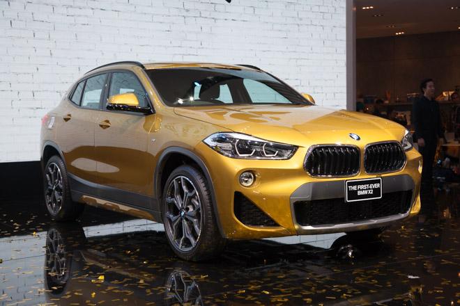 BMW X2 ra mắt - Đối thủ trực tiếp của Mercedes GLA và Audi Q2 - 1
