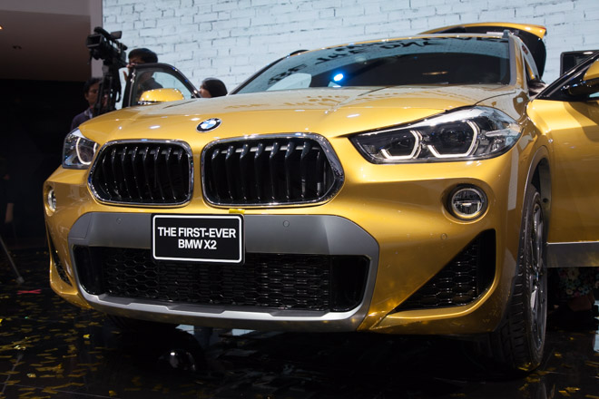 BMW X2 ra mắt - Đối thủ trực tiếp của Mercedes GLA và Audi Q2 - 7