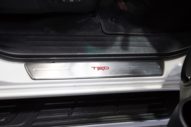 Chiêm ngưỡng Toyota Fortuner TRD Sportivo: Cực ngầu, cực thể thao - 8