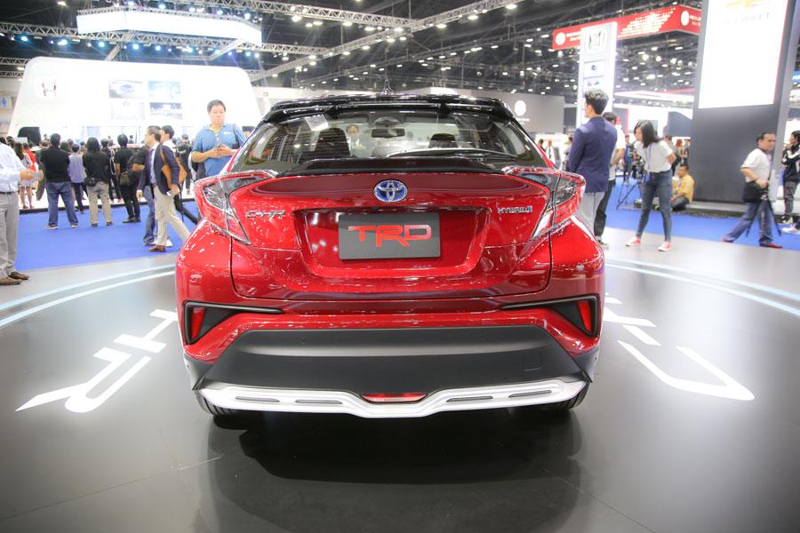 Toyota C-HR phiên bản TRD có giá 984 triệu đồng tại Thái Lan - 2