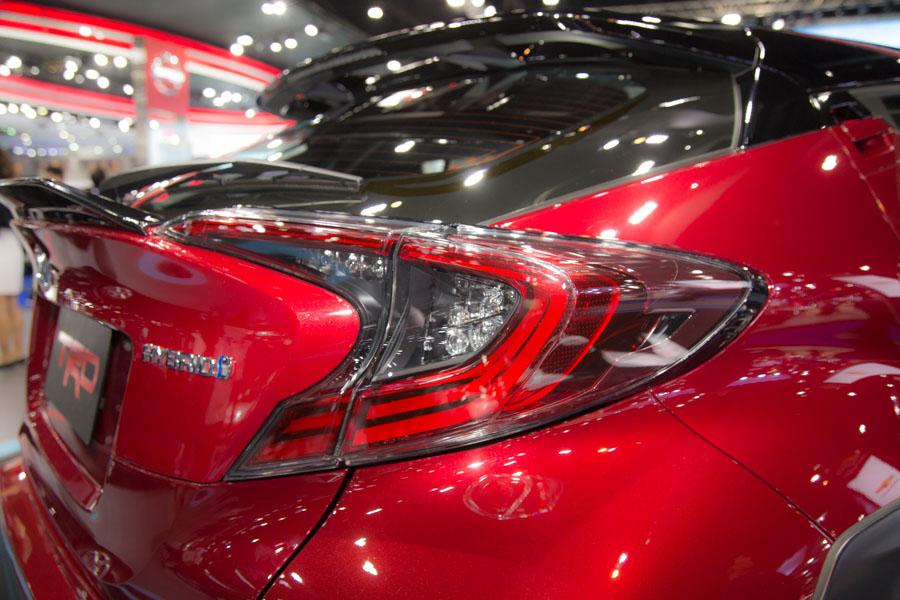 Toyota C-HR phiên bản TRD có giá 984 triệu đồng tại Thái Lan - 7