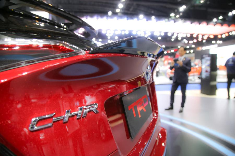Toyota C-HR phiên bản TRD có giá 984 triệu đồng tại Thái Lan - 11