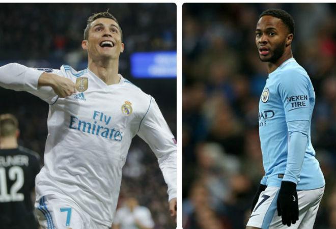 """Real nhắm Sterling, Man City """"tự ái"""" nâng lương ngang Ronaldo - 1"""