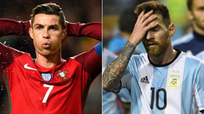 Ronaldo và Messi đá World Cup 2018: Siêu nhân lỗi thời, khó mơ vô địch - 2