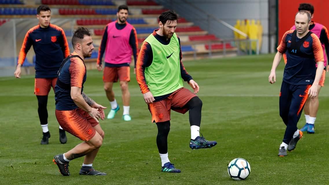 Thuyết âm mưu: Messi chấn thương hay màn kịch của Barca và Argentina