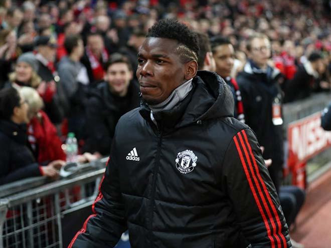 MU: Mourinho họp khẩn, quyết định tương lai Pogba & Shaw - 2